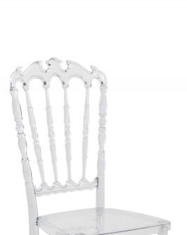 Aluguel Cadeira Royal Cristal - Foto 4
