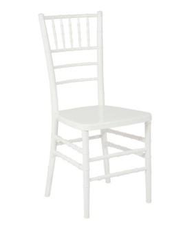 Aluguel Cadeira Tiffany Branca - Foto 2