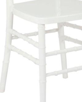 Aluguel Cadeira Tiffany Branca - Foto 3