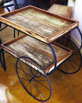 Aluguel carrinho de chá - Foto 1