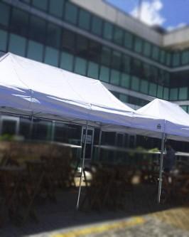 Aluguel tenda 4,50X3 - Foto 1