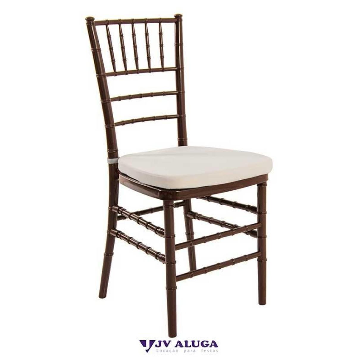 Detalhes do produto Cadeira tiffany nogueira