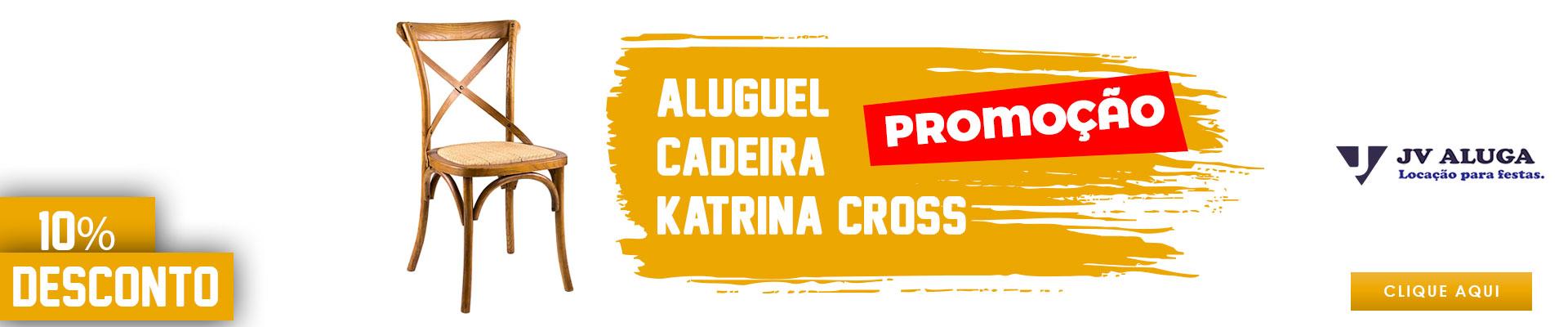 Aluguel Cadeira Katrina Cross