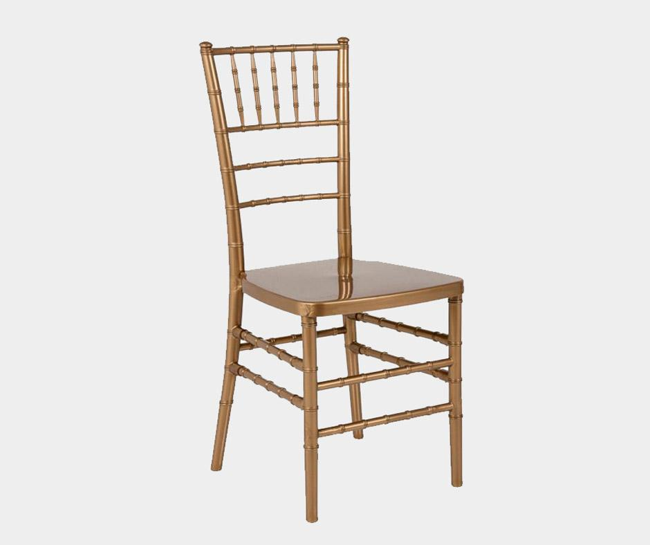 Detalhes do produto Aluguel Cadeira Tiffany Dourado Bronze